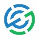 E Letter Circle Logo