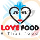 Love Food Logo Templates