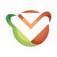 V Letter 3D Logo