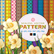 10 Seamless Vector Patterns Bundle