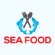 Sea Food Logo Templates
