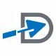 D Letter Construction Logo
