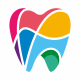 Colorful Dental Logo
