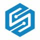 S Letter Hexagon Logo