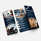 Corporate Tri-Folded  Brochure Template