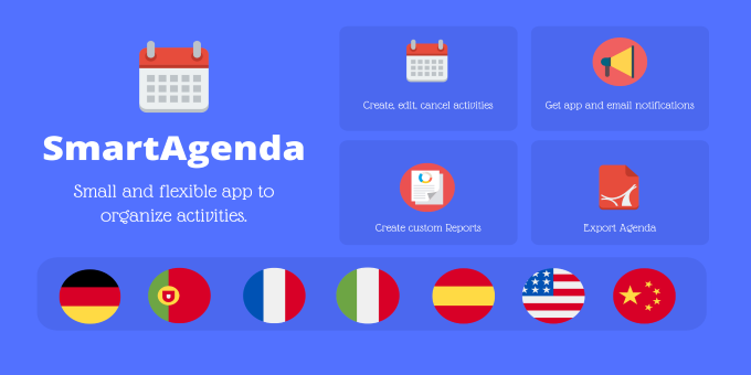 SmartAgenda - Laravel App