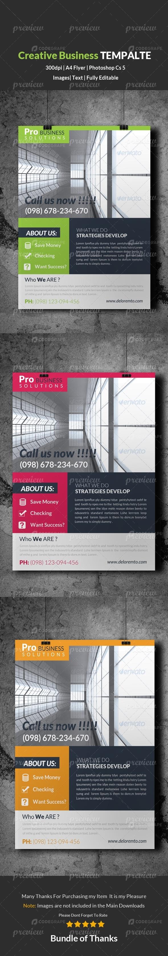 Creative Business Template