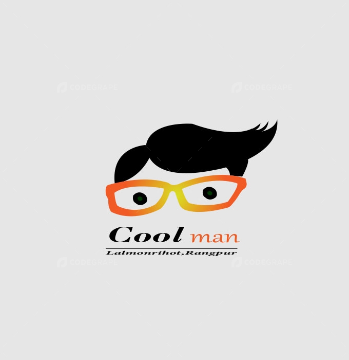 Cool Man Logo