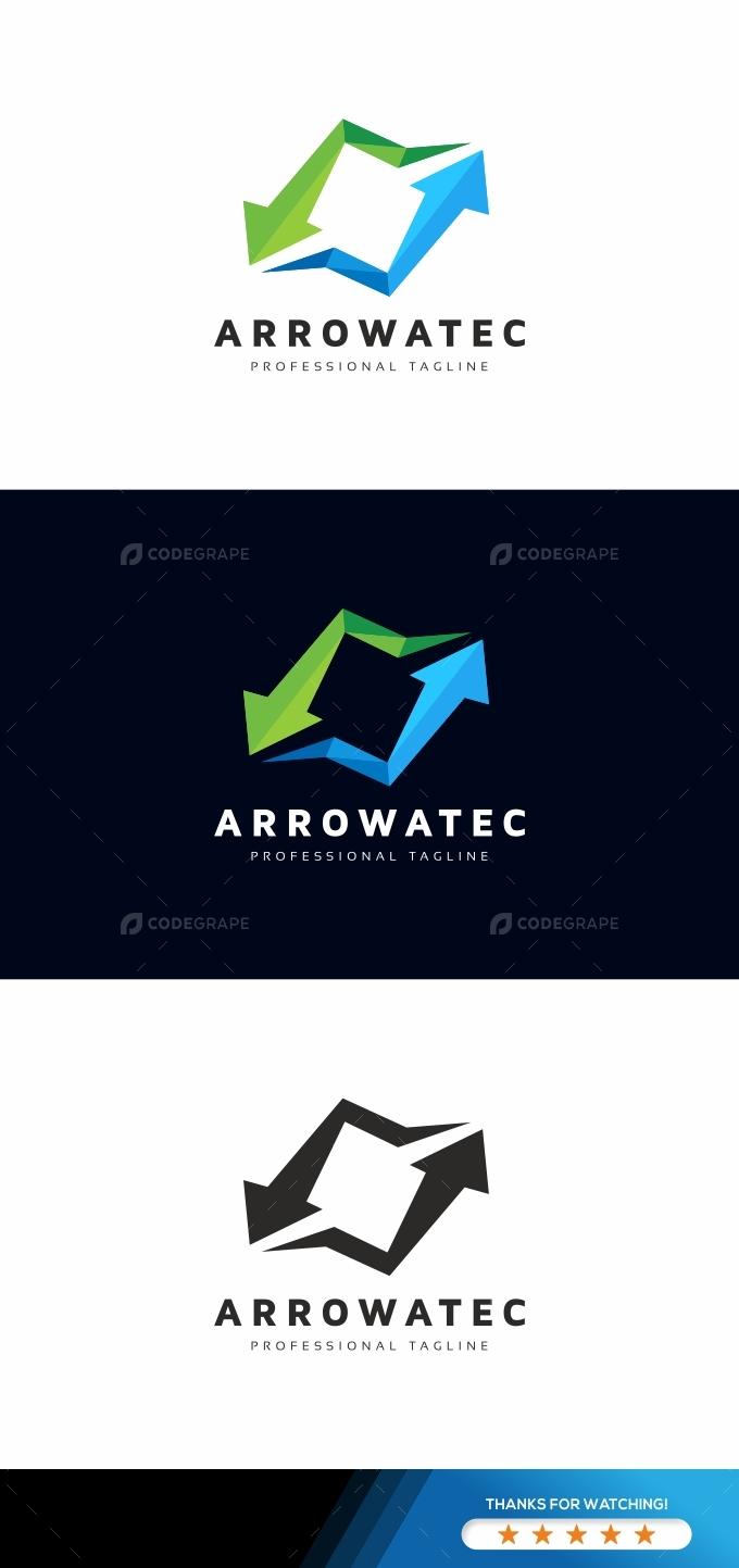 Arrows Infinity Logo