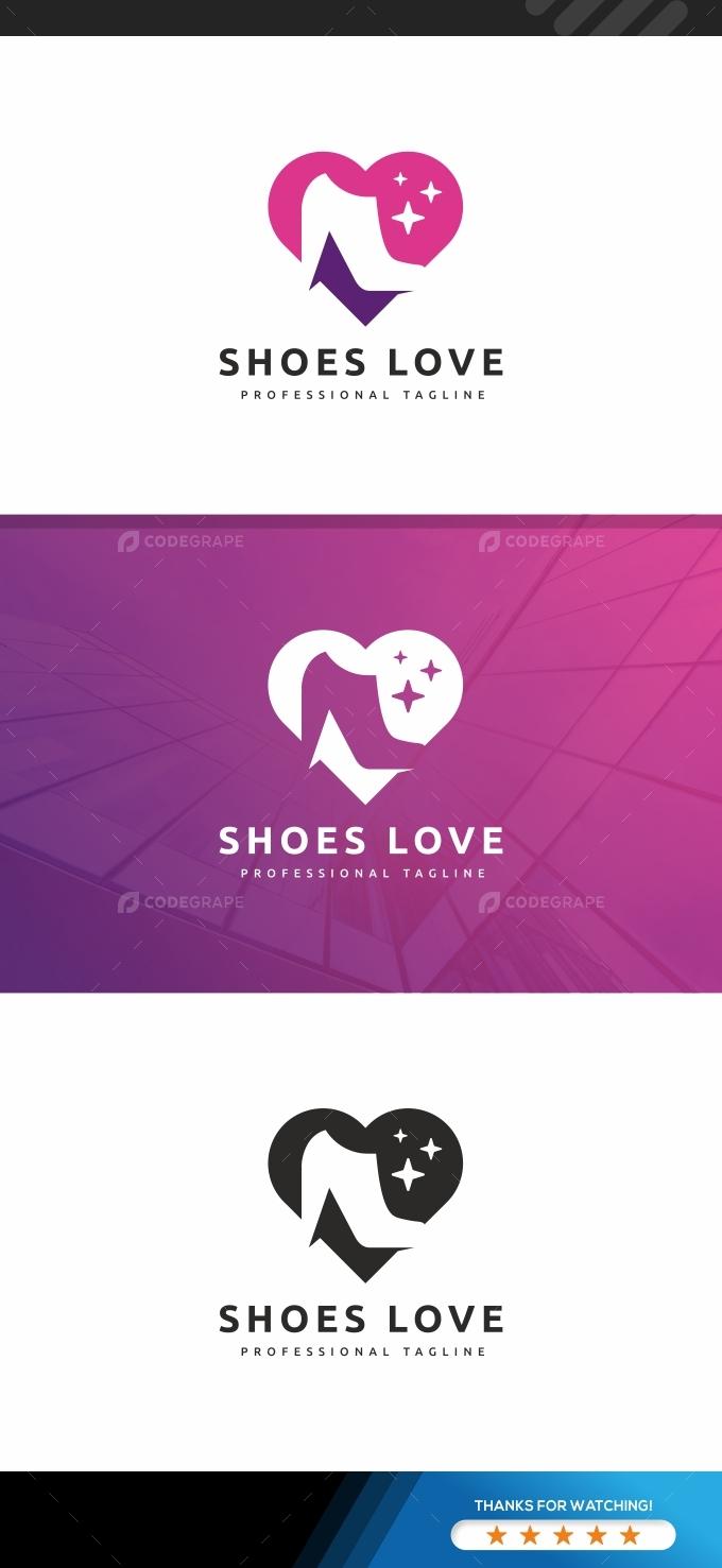 Shoes Love Logo