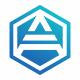 Hexagon A Letter Logo