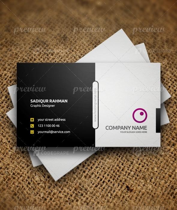 Business Card v01