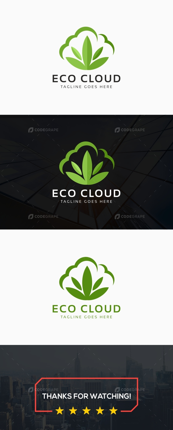 Eco Cloud Logo