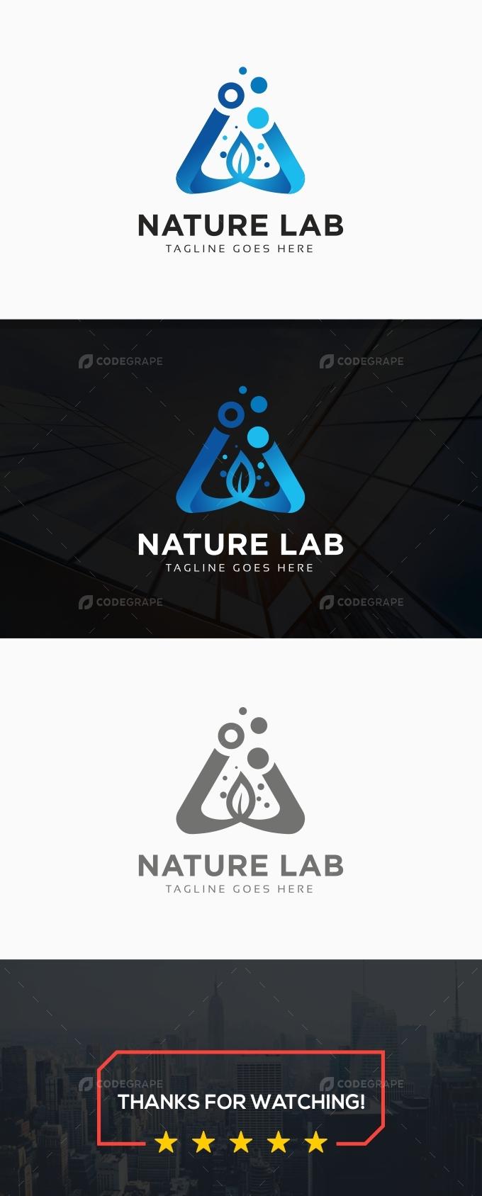 Nature Lab Logo