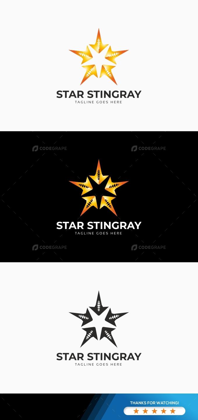 Star Stingray Logo