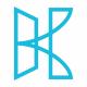 K Letter Line Logo