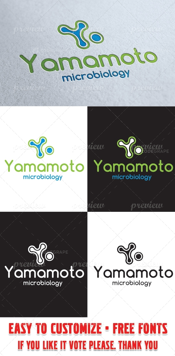 Yamamoto Microbiology Logo