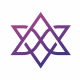A Letter Line Logo