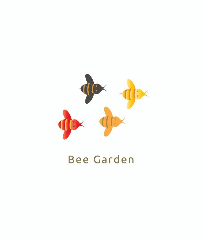 Bee Garden Logo