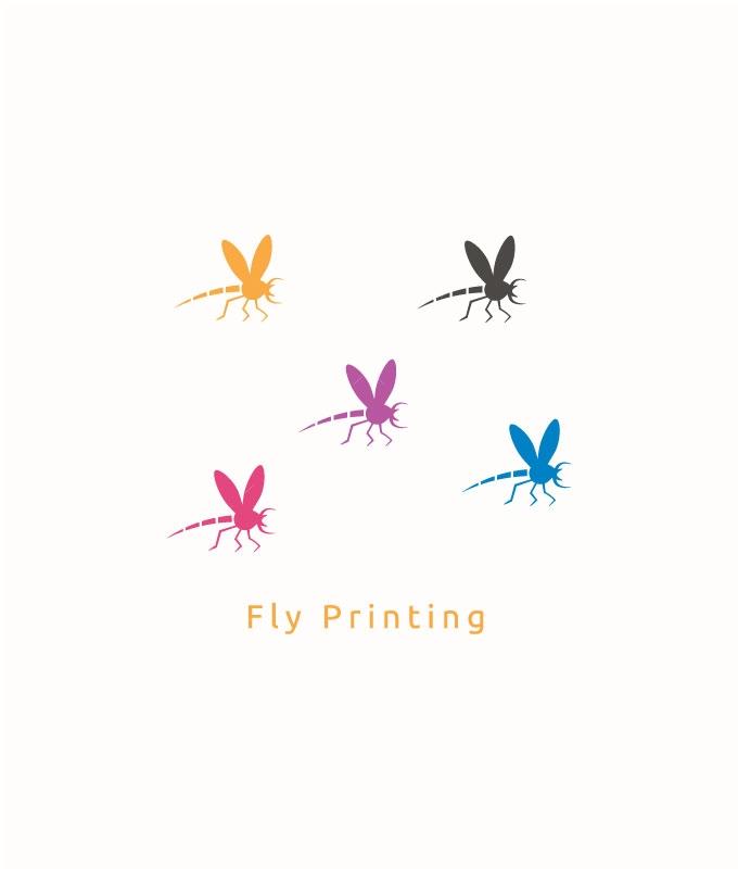Fly Printing Logo