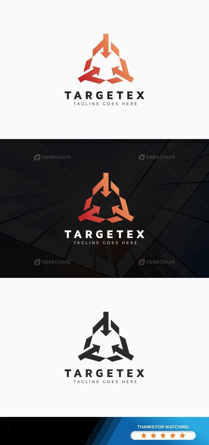 Target Arrows Logo