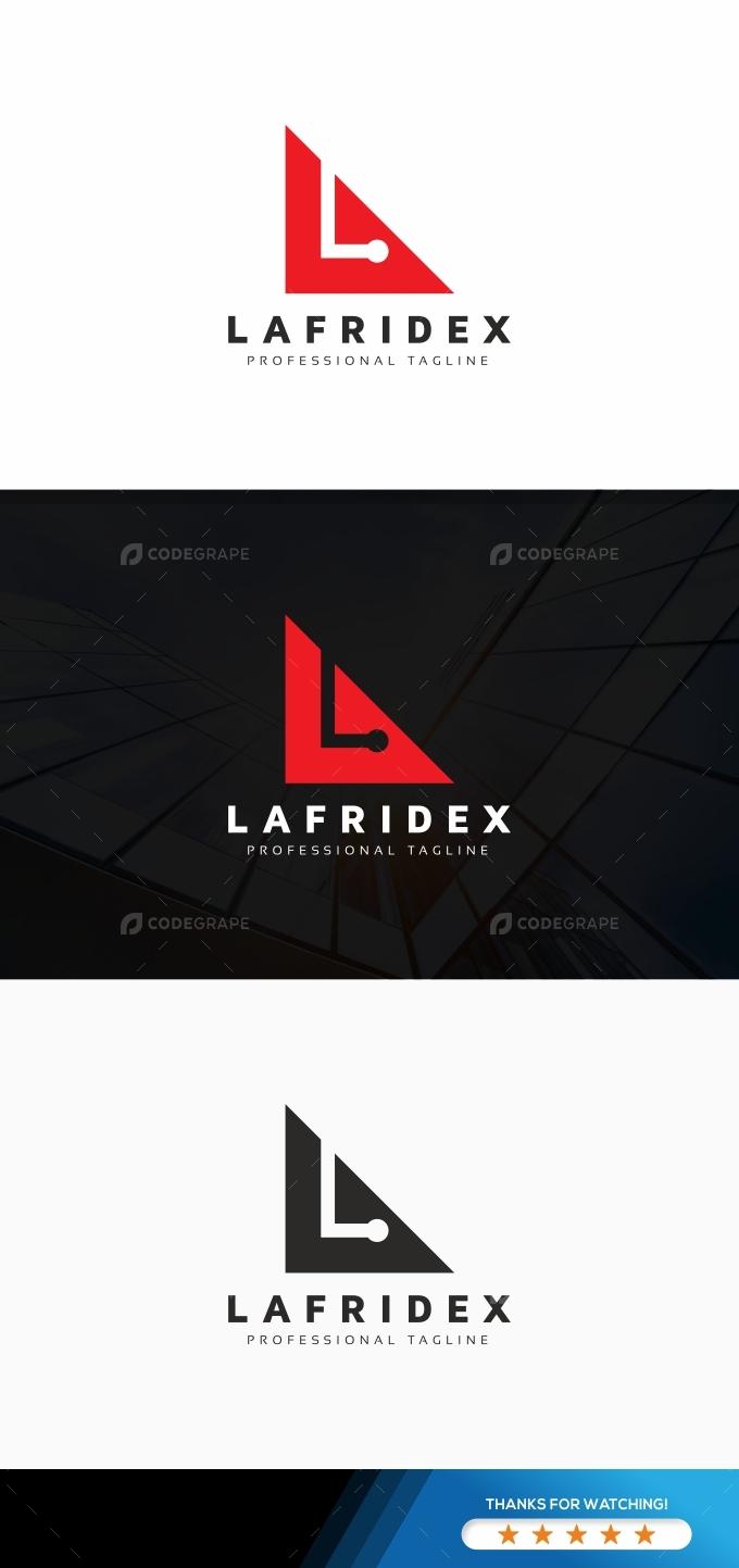 L Tech Letter Logo