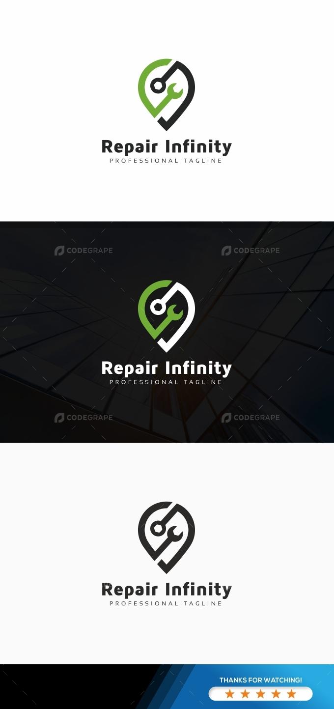 Repair Infinity Logo
