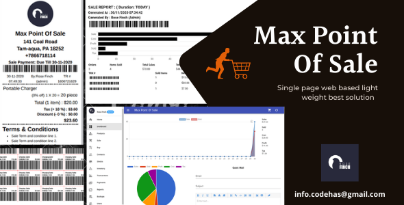 Max Point Of Sale - Multiple Suppliers and Due Payment Supported
