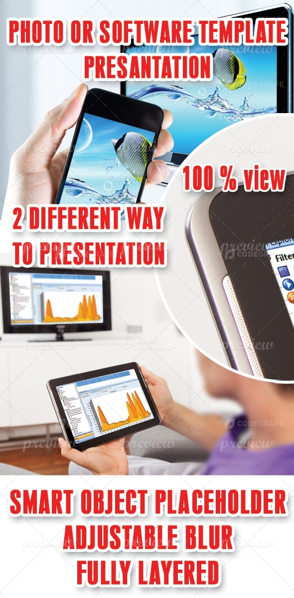 Presentation Photo Template