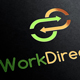 Work Direction Logo Template