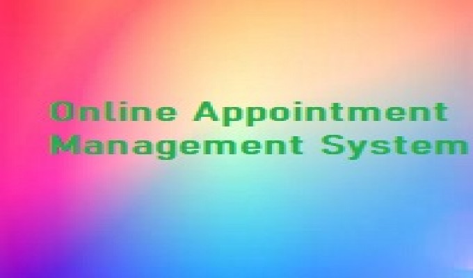 Appointment Schedule Slot Management System