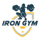 Iron Gym Logo Design