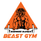 Lion Gym Logo