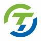T Letter Energy Logo
