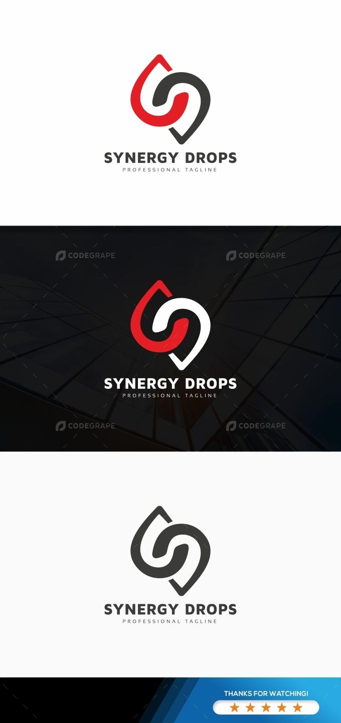 Drops Infinity Logo