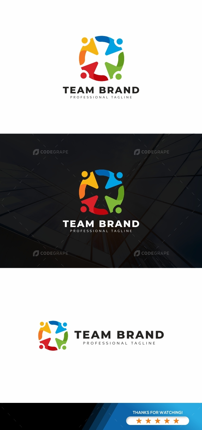 Creative Team Logo