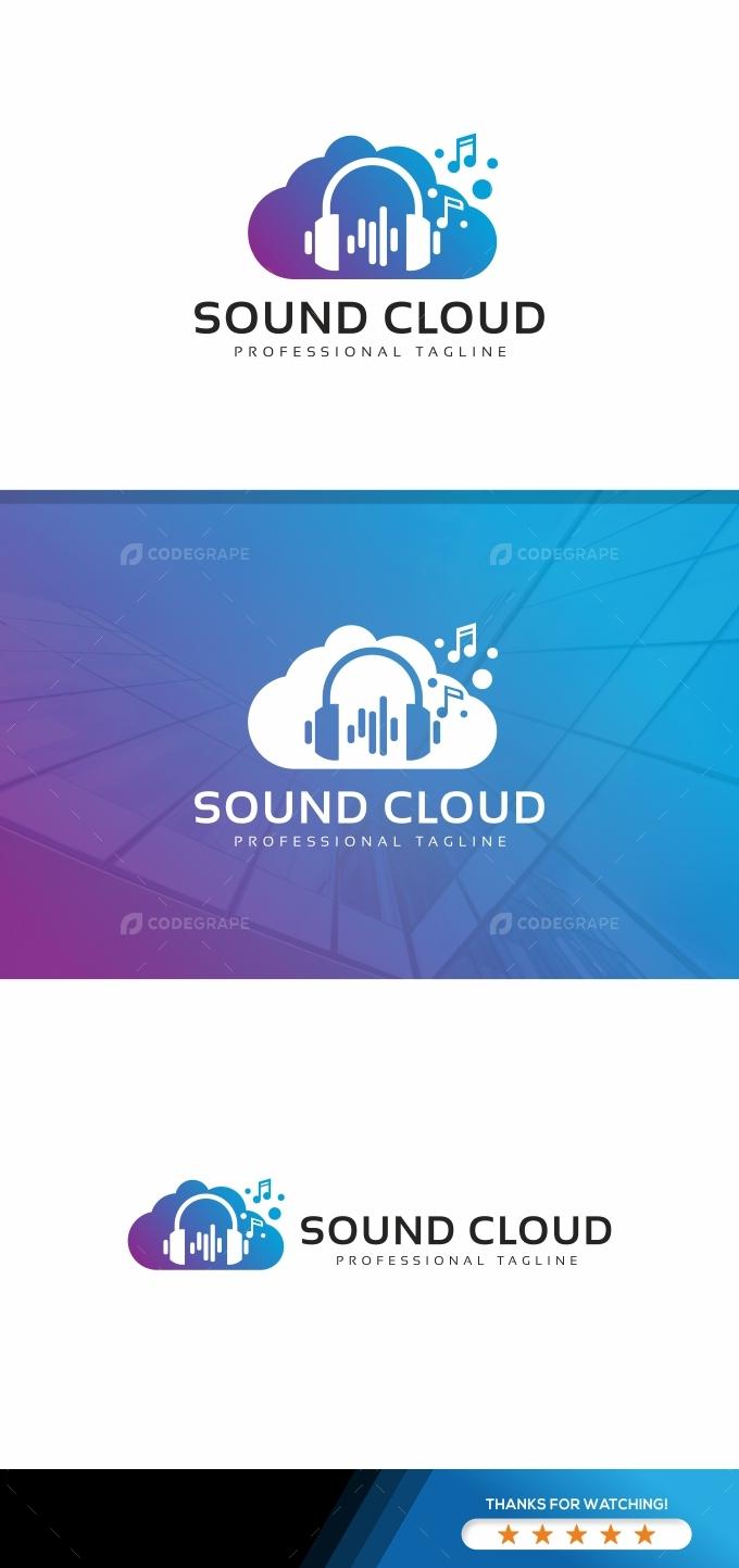 Sound Cloud Logo