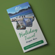 Tri-Fold Travel Brochure