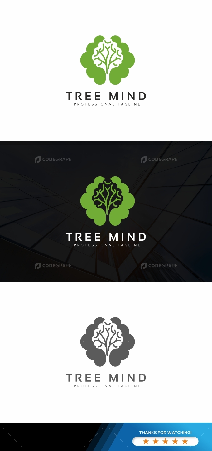 Tree Mind Logo