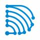 D Letter Signal Logo