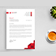 Corporate Letterhead Design - Stationery Design