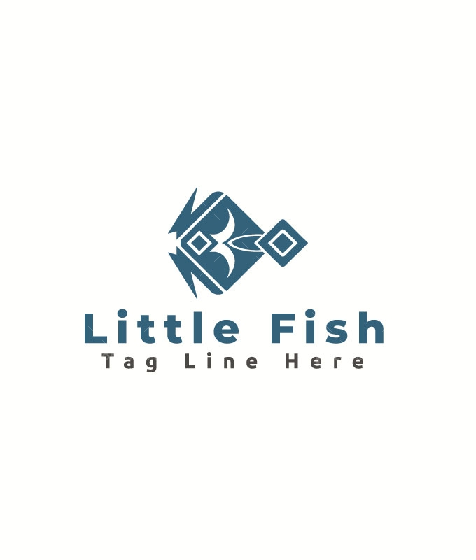Little Fish logo