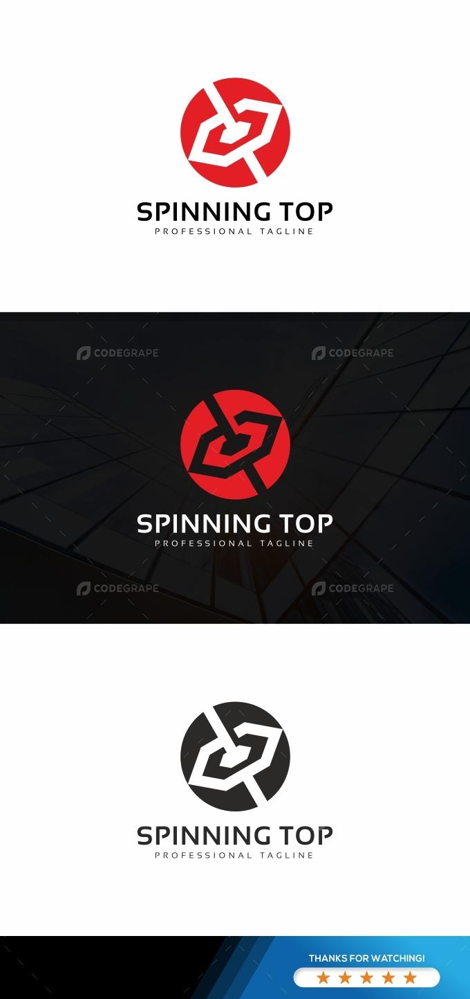Spinning Top Logo