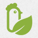 Eco Chicken Farm Logo