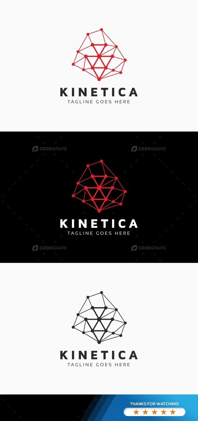 Digital Kinetic Logo