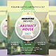 Abstracthouse Flyer