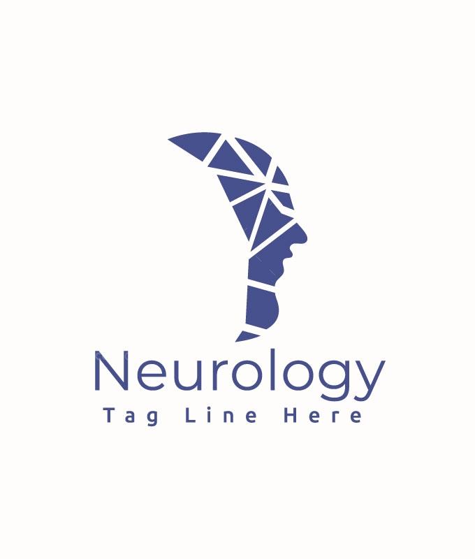 Neurology Logo Template