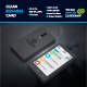 Mobile Business Card Black version