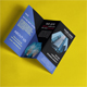 Corporate Tri-Folded Brochure