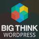Big Think One Page WordPress Theme